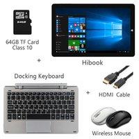 Cheap Orginal Chuwi Hi12 Dual OS Tablet PC Intel Atom Cherry Trail Z8300 12 inch 2160x1440 Screen 64G 11000mAh HDMI Micro USB 3.0