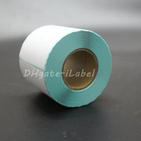 Wholesale Express Shipping Thermal Label Sticker mm roll For Supermarket Label Electronic Scale Price Carton Serial Number Bar code