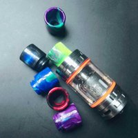 Electronic Cigarette best drip - Vaperizer resin drip tip for Smok TFV8 Tank ml TFV8 Cloud Beast Tank With V8 T8 V8 Q4 Coils Best e cigarettes drip tip