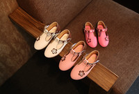 Wholesale new baby shoes Baby soft bottom shoes roses princess shoes mix color