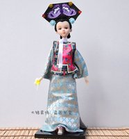 antique chinese doll - Chinese New Barbie doll can children doll costume China Doll Home Decoration creative gift man Juan birthday gift