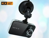 Wholesale DVR K6000 NOVATEK P Full HD LED Night Recorder Dashboard Vision Veicular Camera dashcam Carcam video Registrator Car DVR