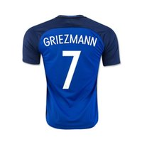 Cheap Shirt football of France in 2016 the new national team football shirts 15 - 16 Home kit