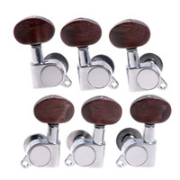 Wholesale K guitar accessories grover knob Folk guitar string button The electric guitar piano button Three left right silver