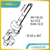 Wholesale B4 Crankshaft for big cylinder octagon refrigeration compressor compatible with Bitzer H15 Y compressor parts
