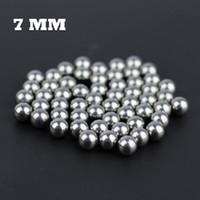 Wholesale Hunting Slingshot Stainless AMMO Steel Balls mm Diameter