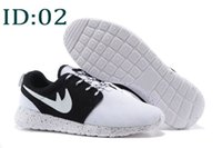 barefoot walking shoes - New Mens womens Roshe run running shoes London Olympic lightweight breathable Barefoot Walking training sporting shoes sneakers