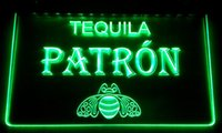 Wholesale LS029 g Patron Tequila Beer Bar Neon Light Sign jpg