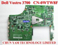 Wholesale Original Laptop Motherboard WTW8F for Dell Vostro V3700 CN WTW8F WTW8F Notebook system board Tested Days Warranty
