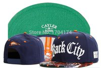 baseball rack - Fashion Brand C S Rack City Cap Tiger brim baseball snapback hats caps for men women sports hip hop street headwear mens sun cap