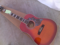 Wholesale new arrivel Hummingbird Acoustic Electric Guitars With Fishman