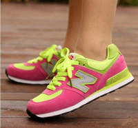 aa europe - AA Europe and the United States explosion models N breathable running shoes couples wave leisure shoes students sneakers