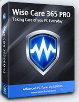 antivirus cleaner - Wise Care Pro v4 computer system hard disk optimization registry junk clean up software