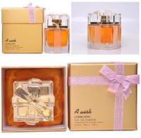 Wholesale High Grade ml Woman Perfume Cologne Fragrance Woman Body Spray Woody Parfume EDT Woman Parfume Female Fragance Woman Cologne Fragrance