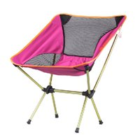 moon chair - Outdoor Side Chair Camping Chair Fishing Stool Foldable Moon Chair HF9100