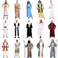 arab music tv - Arab Costume Middle East Costume Robe Adult Clothes Halloween Carnival Cosplay Costumes Fantasia Fancy Dress Party Supplies