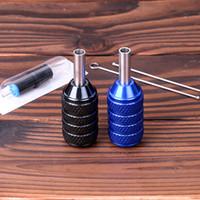 tattoo machine hand made - Hot sale Newest Arrive Top Quality Hand made Tatttoo Machine Grip mm Colors Tattoo Grip PTM4601