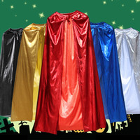 Wholesale Hot Sale Adult Devil Witch Vampire Fancy Dress for Halloween Costume Cloak Wedding Capes Wicca Robe SW0290