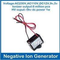 Wholesale power W ionizer output million AC V V HZ air purifiers parts negative ion generaotr