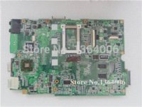 asus mainboard amd - K40AB REV or laptop motherboard for Asus K50AB X5DAB K40AF K40AD K50AF K50AD X8AAF X5DAF DDR2 Mainboard Full Tested