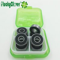 Wholesale Fast rs ABEC Roller Skate Bearing Pro Slalom Speed Skating Skateboard Bearings Freeline Skates Wheel Scooter Accessories