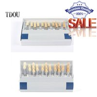 Wholesale TDOU Teeth guide genuine VITA29 color Teeth guide VITA D Teeth guide By Tdou