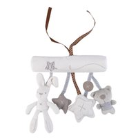 Wholesale Bed Bells Kids Baby Soft Toy Animal Musical Toy Stroller Cute Ornaments Hot Selling