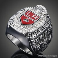 angeles anniversary gifts - 2012 National Hockey League LA Los Angeles Kings Stanley Cup sale replica championship rings men jewelry STR0