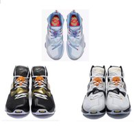 basketball locks - High Quality LeBron Basketball Shoes With Lace Lock And Air Cushion Soles Hot Sale LBJ Sport Shoes Size