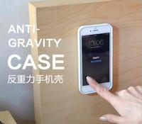 anti technology - Anti Gravity Nano Technology TPU Selfie Back Stick Grip Magic Phone Case Covers for Apple iphone s plus