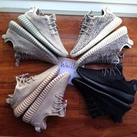 basketball shoe on sale - Cushioning Boost Shoes Sneakers on Sale Kanye West Boost Basketball Shoes Pirate Black Turtle Dove Moonrock Oxford Tan Double Box