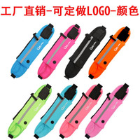Wholesale Running exercise outdoor mobile phone anti theft purse bag close contact multifunctional male and female marathon belt Chi Lu Hu