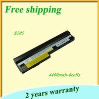 aon stock - High quality black v mah Laptop battery For lenovo IdeaPad S100 S205 U160 U165 U165 AON batteries
