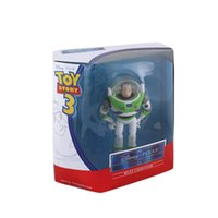 animation story - Animation Cartoon Cute Toy Story BUZZ LIGHTYEAR cm OFFICIAL PVC Figure New In Box S