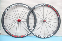 Wholesale Red mm Campagnolo bora ultra two G3 R36 hubs carbon wheelset mm clincher c road bike carbon clincher wheelset kinds of colors