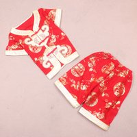 Wholesale NOVA summer children s clothing with Tang costume suits for all ages of teenagers sy