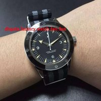 Wholesale wristwatch Luxury Hot mm Bond Watch Top Movement Automatic Mens Men s Watches