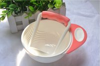 Wholesale New Arrived manual freshfood infant baby food supplement diy food grinding bowl dismembyator Baby Food Mills