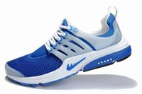 Wholesale 2016 New Arrival AIR PRESTO BR QS Breathe Black White Duralon Women Men Fashion Sports Athletic Walking Sneakers Free Run Running Shoes