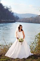 artistic images - Artistic Country Beach Wedding Dresses Cheap Strapless Pleats Draped Bohemian Style Custom Plus Size Bridal Gowns