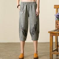 Cheap Linen Pants For Women Casual   Free Shipping Linen Pants For ...