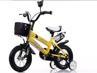 Wholesale good quality Deluxe Edition inch years old children bicycle kids bike Free Get Cycling Gift suite