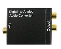 Wholesale Digital optical fiber to analog audio converter