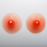 Wholesale Silicone Nipple for Crossdresser Female Adult False Nipple Breast Chest Paste Silicone Teat Sticker Sexy Enhancer YV0032