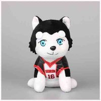 basketball dog toy - Hot Sale quot CM Anime Kuroko s Basketball Kuroko Tetsuya Seirin Dog Plush Toy Stuffed Animals Children Gift