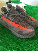 ankle boots fashion lace - Season SPLY new v2 boost sply Kanye West SPLY Boost V2 big orange streak across Y3 Boost
