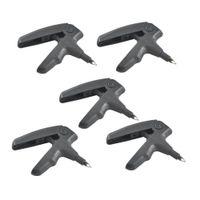 Wholesale New Sets Dental Supplier Orthodontic Ligature Elastomeric Ties for Ligature Gun Dispenser dental product