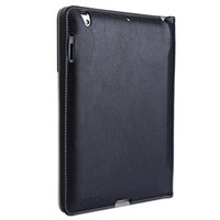 Wholesale New Arrival Modern Magnetic Ultra Thin Leather Smart Stand Full Body Dirt resistant Anti knock Case Cover for iPad