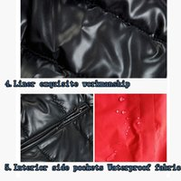 Wholesale new fishing clothes down cotton liner laminated plastic fabric Both sides wear Outdoor sports waterproof windproof warm jacket