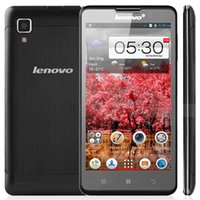 Precio de Lenovo p780-El teléfono celular de <b>Lenovo P780</b> 3G WCDMA Quad Core RAM 1G 4G ROM con los teléfonos 5.0Inch IPS de 8.0 megapíxeles cámara MTK6589 Andorid